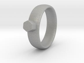 Hex driver ring in Aluminum: 8 / 56.75