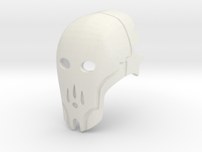 Great Mask of Conjuring in White Natural Versatile Plastic