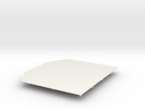 tango deck in White Natural Versatile Plastic