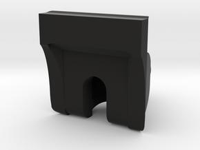 Head adapter for Maketoys Megatron in Black Natural Versatile Plastic