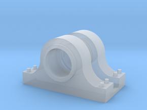 Flywheel cosmetic bearing 2mm diameter in Smoothest Fine Detail Plastic