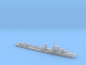 1/600th scale ORP Blyskawica (1941) Polish destroy in Smooth Fine Detail Plastic