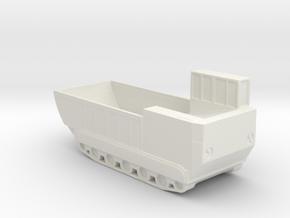 1/144 Scale M667 in White Natural Versatile Plastic