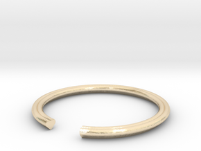 Heart 18.19mm in 14K Yellow Gold
