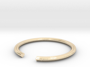 Heart 19.41mm in 14k Gold Plated Brass