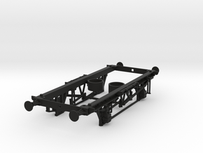 7mm 16t mineral chassis vacuum braked version for  in Black Natural Versatile Plastic