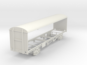 7mm PVB Campbells soup wagon  in White Natural Versatile Plastic