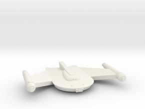 3125 Scale Romulan Snipe-B Battle Frigate MGL in White Natural Versatile Plastic