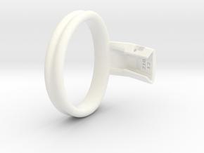 Q4-DT210-12 in White Processed Versatile Plastic