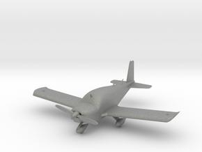 Grumman American AA-1 in Gray PA12