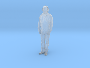 Printle T Homme 2040 - 1/87 - wob in Smooth Fine Detail Plastic