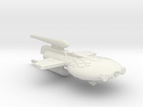 3788 Scale Gorn Heavy Destroyer Scout+ SRZ in White Natural Versatile Plastic