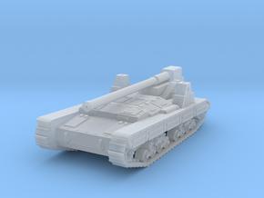 Semovente DA149 40 1:200 in Smooth Fine Detail Plastic
