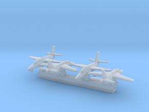 M-345 w/Gear x4 (FUD) in Smooth Fine Detail Plastic: 1:700