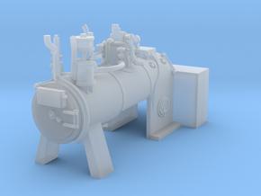 Boiler for Egger-Bahn Henschel OEG 102 Fiery Elias in Smooth Fine Detail Plastic