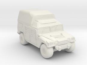 M1097a2 PROPHET Hitop 220 Scale in White Natural Versatile Plastic