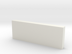 horizontal large leve in White Natural Versatile Plastic