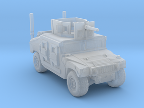 M1114 160 scale in Smooth Fine Detail Plastic