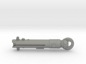 Ahsoka Saber Keychain in Gray PA12