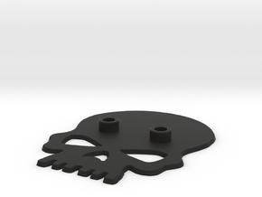 Evilite Stand in Black Natural Versatile Plastic
