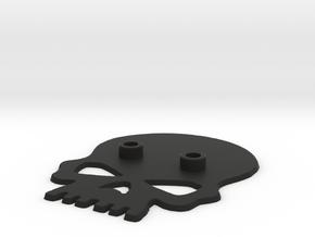 Evilite Stand in Black Natural Versatile Plastic