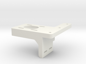 z mount10 (adjustable x and y) right in White Natural Versatile Plastic
