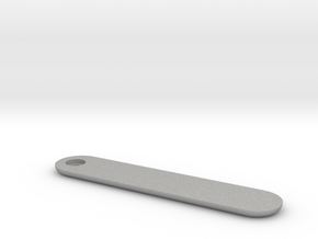 GMX Long Clicker Plate in Aluminum