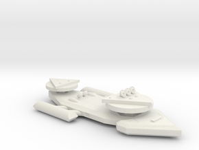 3788 Scale Worb Scout (SC) MGL in White Natural Versatile Plastic