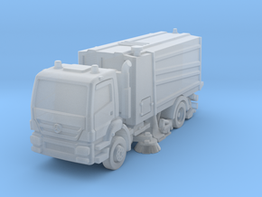 Beam A9500 sweeper in Smoothest Fine Detail Plastic: 1:400