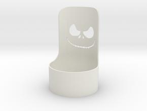 halloween tealight pumpkin in White Natural Versatile Plastic