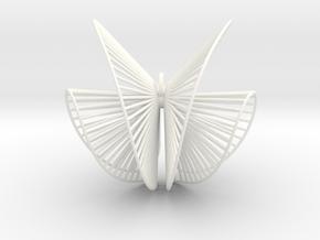 Snowangel B 70 in White Processed Versatile Plastic