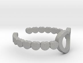 ring 03a in Aluminum