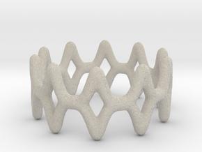 Ring 11 in Natural Sandstone