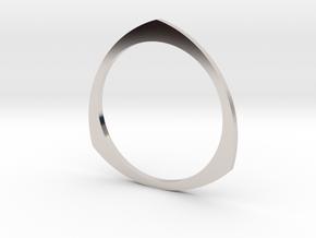 Reuleaux 17.75mm in Platinum