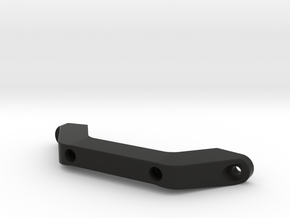 XSC2_BumperAdapter_AEBumper in Black Natural Versatile Plastic