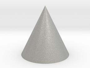 Cone Shape in Aluminum
