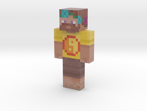 MMHippie | Minecraft toy in Natural Full Color Sandstone
