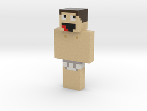 IMG_0055 | Minecraft toy in Natural Full Color Sandstone