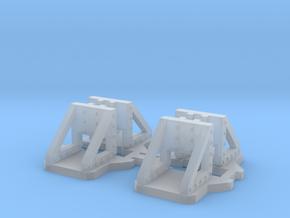 NV4M13 Modular metallic viaduct 1 in Smooth Fine Detail Plastic