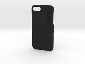 iPhone 8 Wahoo Mount Case - 19mm in Black Natural Versatile Plastic