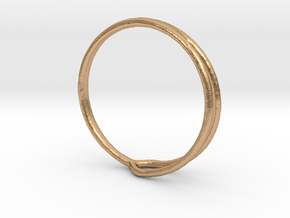 Ring 04 in Natural Bronze