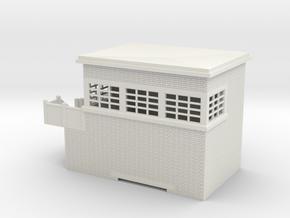 z-76-lms-arp-signal-box-alt-sm-lh in White Natural Versatile Plastic