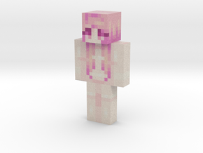BilyOctet | Minecraft toy in Natural Full Color Sandstone