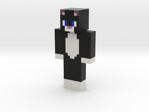FozaXD | Minecraft toy in Natural Full Color Sandstone