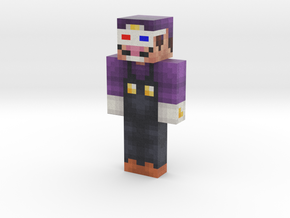 Qaazx | Minecraft toy in Natural Full Color Sandstone