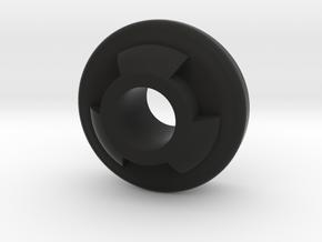 1-Crossguard-2.0 (Korbanth) Part-9/1 in Black Natural Versatile Plastic