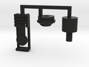 1-Crossguard-2.0 (Korbanth) Buttons-ALL in Black Natural Versatile Plastic