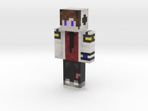 Elouasko | Minecraft toy in Natural Full Color Sandstone