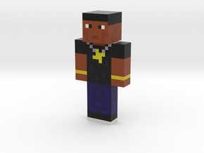 31savage | Minecraft toy in Natural Full Color Sandstone