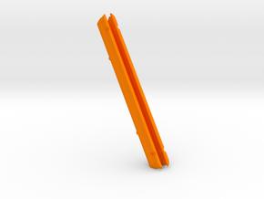 "MastGate Catalina-22-""Aft Ovel shape"" (TD=17.4mm). in Orange Processed Versatile Plastic"